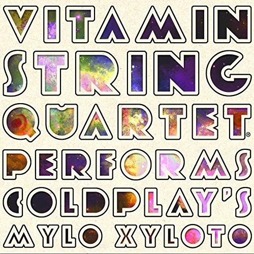 Vitamin String Quartet Performs Coldplay's Mylo Xyloto