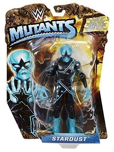 WWE Mutant Series Action Figure - Stardust   Cody Rhodes  The Bullet Club Alien Mutant
