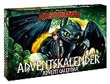 Craze 52120 - Adventskalender DreamWorks Drachenzähmen leicht gemacht by Craze