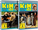 Kim & Co. Vols. 1+2 (4 DVDs)