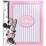 Disney Baby - Topolino Mickey Mouse - Cornice Porta Foto in Argento e Applicazioni 3D a Colori da Tavolo o Comodino per la Ca