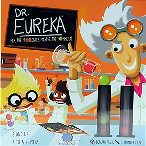 Dr Eureka Family Board Game - Learning Through