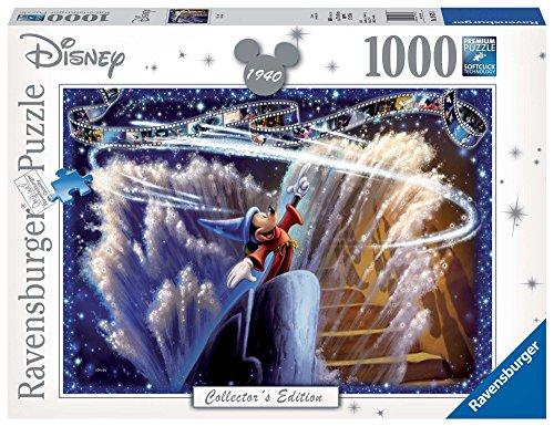 Disney - Puzzle, diseño Fantasía, 1000 Piezas (Ravensburger 19675)