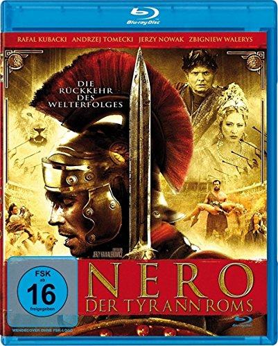 Nero - Der Tyrann Roms (Quo Vadis - Rom muss brennen!) [Blu-ray] (Brennen Von Blue Ray)