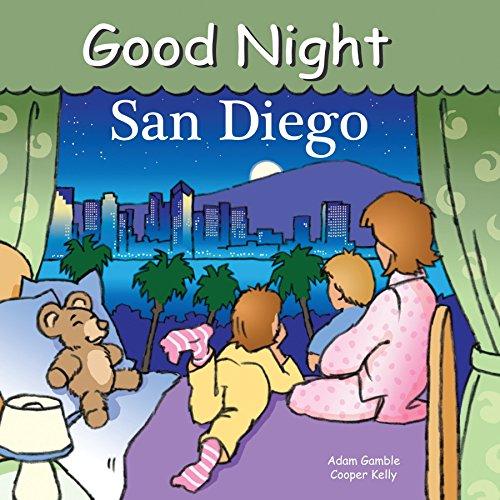 Good Night San Diego (Good Night Our World) (Globe World Old)