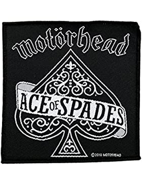Motörhead parche–March ör la–Motörhead Patch–tejida & licencia oficial..