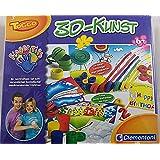 Clementoni 69695 - Finger Tips - 3D-Kunst
