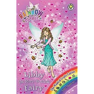 Libby the Story-Writing Fairy: The Magical Crafts Fairies Book 6 (Rainbow Magic)