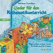 Lieder für den Mathematikunterricht: CD