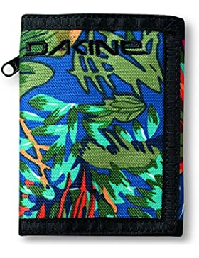 Dakine Vert Rail Wallet - Cartera para hombre, color multicolor, talla única