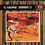 Copland: Billy the Kid & Rodeo; Grofe: Grand Canyon Suite