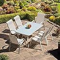 Cirencester 6 Seat Garden Furniture Set