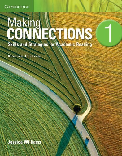 Making Connections Level 1 Student's Book: Skills and Strategies for Academic Reading by Jessica Williams (17-Jun-2013) Paperback