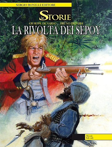 La rivolta dei sepoy Comic Book PDF Download