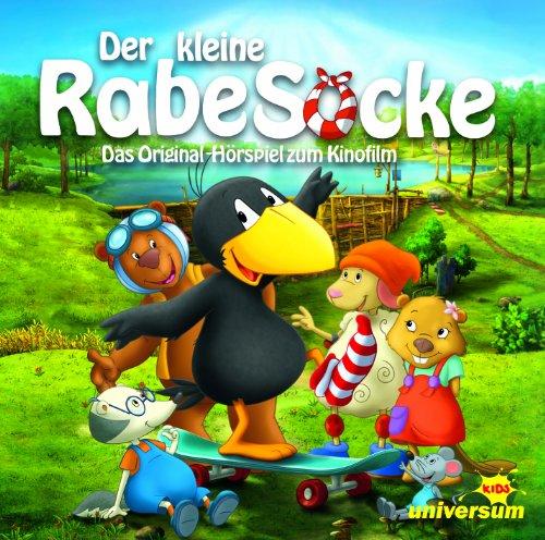 Price comparison product image Der Kleine Rabe Socke-das Hörspiel Zum Kinofilm