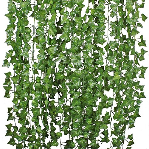 houda-kunstpflanze-zum-aufhangen-84-fusse-silk-english-ivy-vine-girlande-arrangement-faux-fake-blume