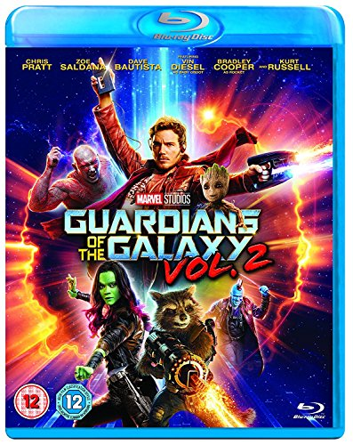 Guardians Of The Galaxy Vol 2 [Blu-ray] [UK Import]