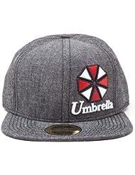 Resident Evil Cap Umbrella Basecap Snapback Mütze Gamer Schirmmütze Kappe