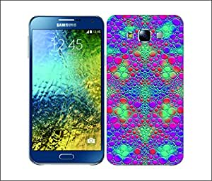 Galaxy Printed 1680 CHAMELEON SKIN PATTERNS Psy Hard Cover for samsung A7