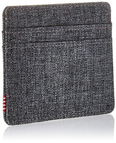 Herschel Charlie Herren Brieftasche Grau Grau