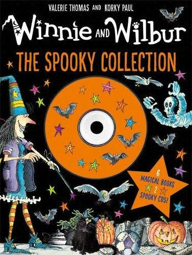 Winnie and Wilbur: The Spooky Collection (Winnie & Wilbur)