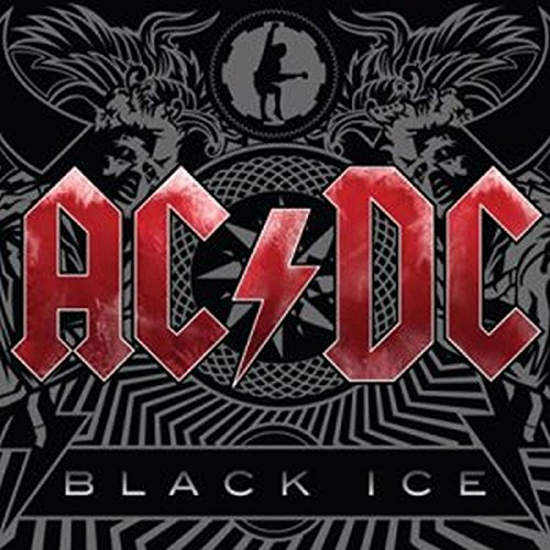 AC\ DC - BLACK ICE (2 LP)