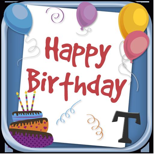 Diseña tarjetas de cumpleaños