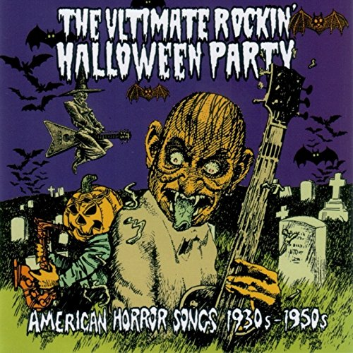 Halloween Party (American Horror Songs 1930s - 1950s) (Halloween-1930)