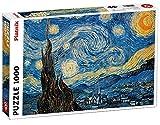 Piatnik Van Gogh, Notte stellata, Puzzle, 1000 pezzi