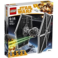Lego Star Wars TM-Imperial Tie Fighter,, 75211