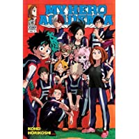 My Hero Academia, Vol. 4 (Volume 4): The Boy Born with Everything