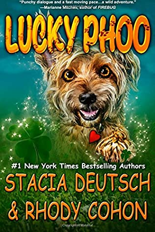 book cover of Lucky Phoo
