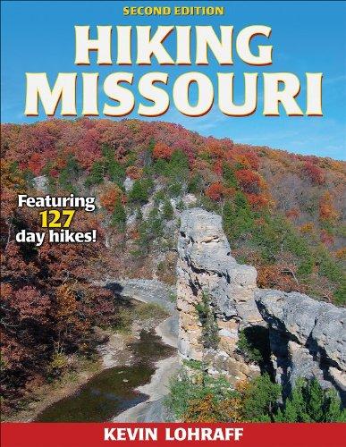 Hiking Missouri - 2nd Edition (America's Best Day Hiking Series)