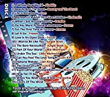 Mr Entertainer Big Karaoke Hits of Kids Movies - Double CD+G (CDG) Pack. 40 Top Songs. Sing the Songs of Disney and more Children's movies