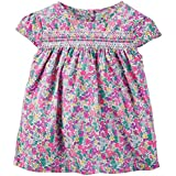 Carters Baby Clothing Outfit Girls Smocked Floral Top
