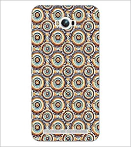 PrintDhaba Pattern D-5281 Back Case Cover for ASUS ZENFONE MAX ZC550KL (Multi-Coloured)
