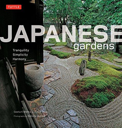 Japanese Gardens: Tranquility, Simplicity, Harmony por Kimie Tada