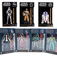 Hasbro 76256 - Figura Star Wars - Figura Star Wars Deluxe Surt.4 (15cm) SURTIDO