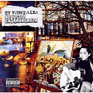 KT Tunstall's Acoustic Extravaganza (CD + DVD) by KT Tunstall (B000I2IVZQ)   Amazon price tracker / tracking, Amazon price history charts, Amazon price watches, Amazon price drop alerts