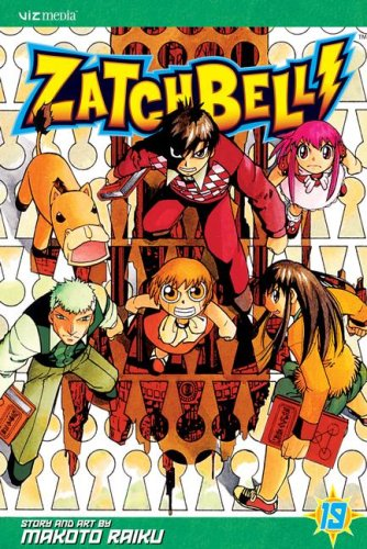 Zatch Bell!, Vol. 19 (Zatch Bell (Graphic Novels), Band 19)