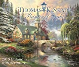 Thomas Kinkade Painter of Light with Scripture 2015 Day-to-Day Calendar