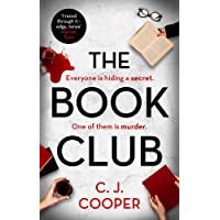 The Book Club: An absolutely gripping psychological thriller with a killer twist