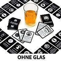 DENKRIESEN - klattschen® - Trinkspiel - Das wahrscheinlich beste Trinkspiel aller Zeiten - Partyspiel - Kartenspiel - Spieleabend - Saufspiel - Perfekt zum Jungesellenabschied