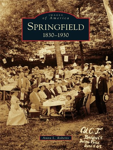 Springfield: 1830-1930 (Images of America) (English Edition)