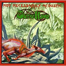 Not Nescessarily Accoustic