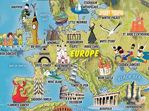 Nios-Mapa-de-la-historieta-del-Mundo