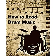 How To Read Drum Music (English Edition)
