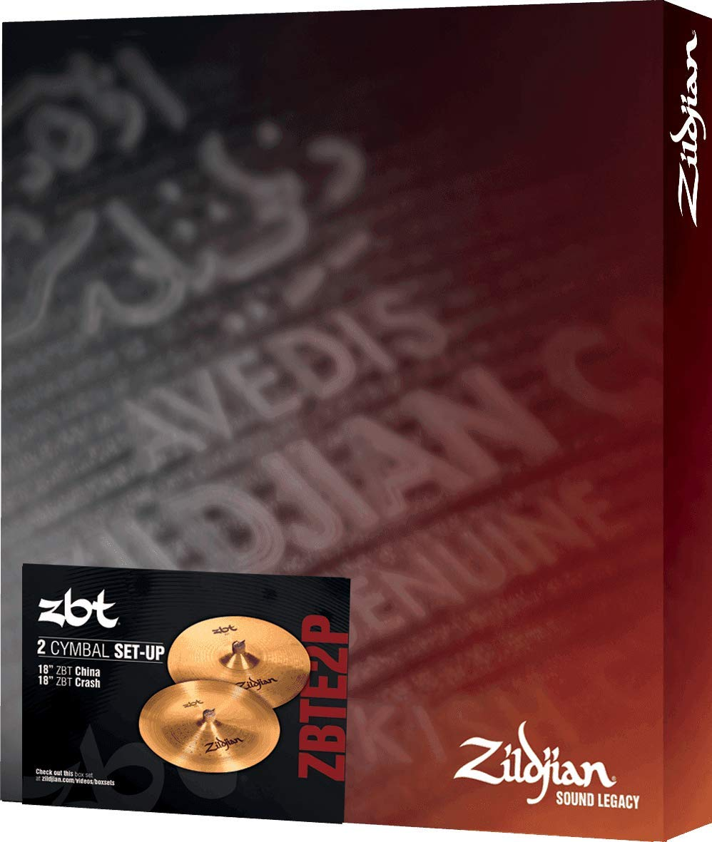 Zildjian Cartone 2 ZBT Expander ZBTE2P Piatti