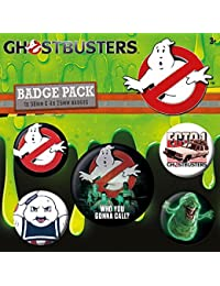 Set de botones decorativos Ghostbusters - Who You Gonna Call?