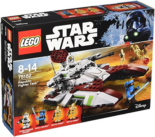 LEGO Star Wars – Republic Fighter Tank (75182)